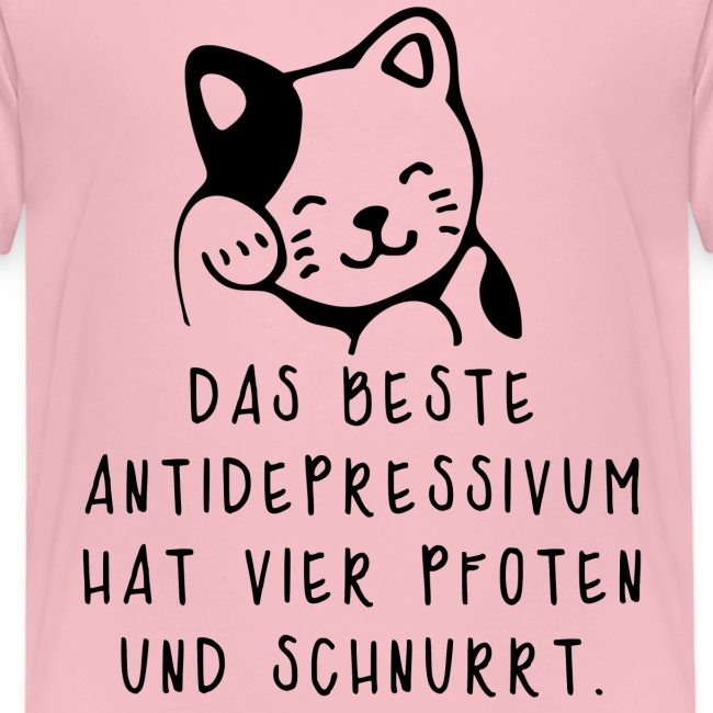 Katzen sind das beste Antidepressivum