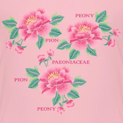 Peony - Children - Kids' Premium T-Shirt