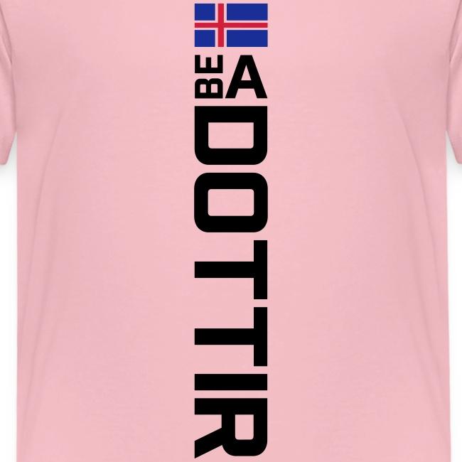 Be a Dottir Vertical