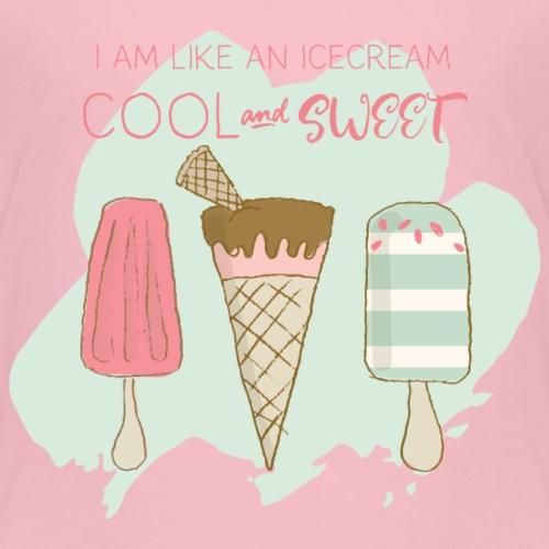 Icecream pistachio - Kids' Premium T-Shirt