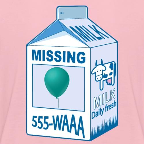 Missing: balloon - Kids' Premium T-Shirt