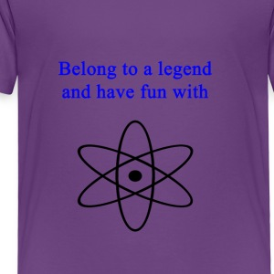 Be_a_legend - Kids' Premium T-Shirt