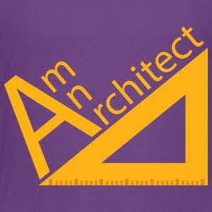 Architekt / Architektur: Am An Architect - Kinder Premium T-Shirt