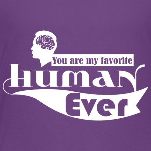 FAVORIT HUMAN - Premium-T-shirt barn