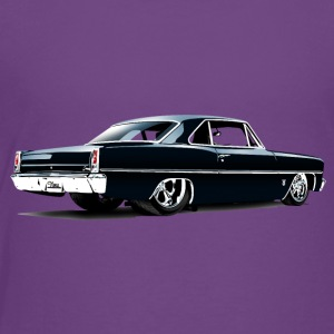 Chevy II Nova Super Sport Back - T-shirt Premium Enfant