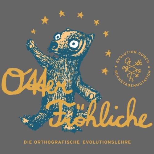 Otter Fröhliche - Kinder Premium T-Shirt