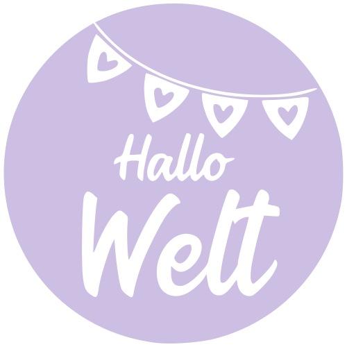 Hallo Welt - Kinder Premium T-Shirt