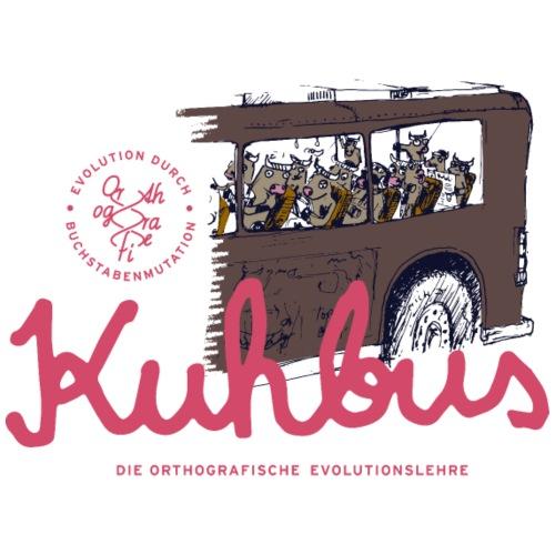 Der Kuhbus - Kinder Premium T-Shirt