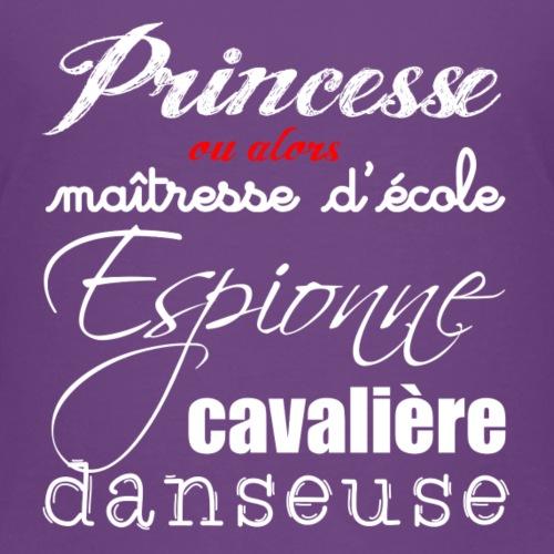 princesse ou alors