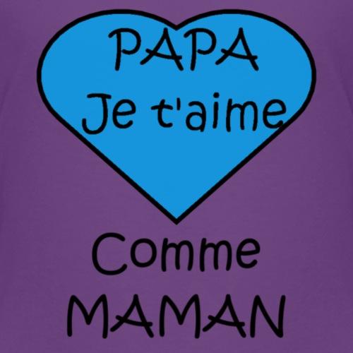 JTM PAPA - T-shirt Premium Enfant