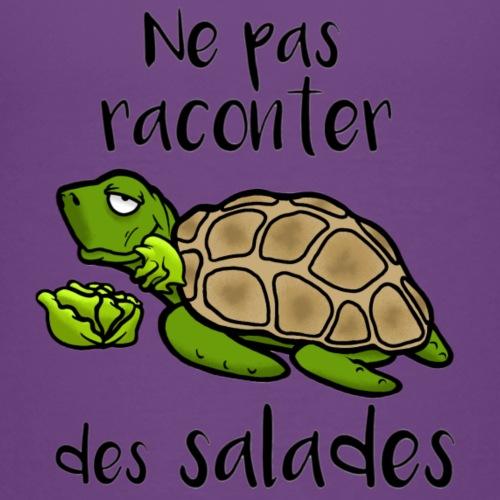 Les salades de la tortue
