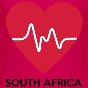 Heart South Africa - Kids' Premium T-Shirt