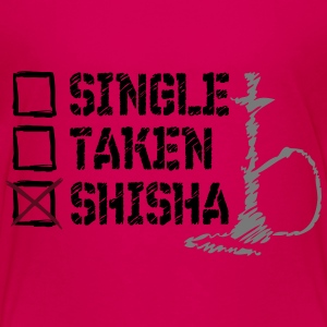 SINGLE TAKEN SHISHA - Kinder Premium T-Shirt