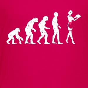 EVOLUTION - SERVICEKRAFT! - Kinder Premium T-Shirt