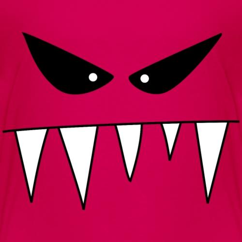 Monstre méchant