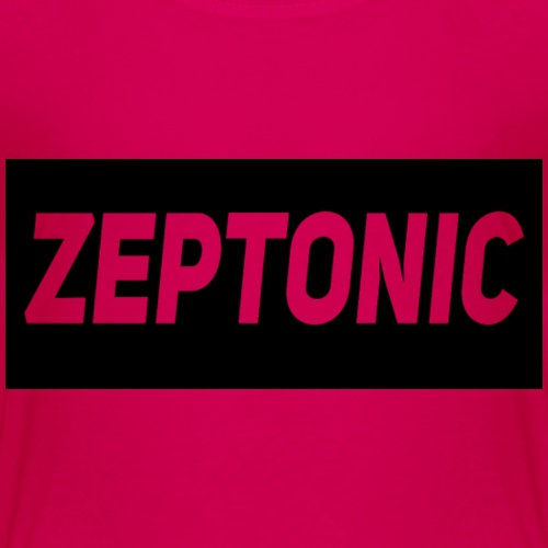 Zeptonic Teenage T-Shirt - Kids' Premium T-Shirt