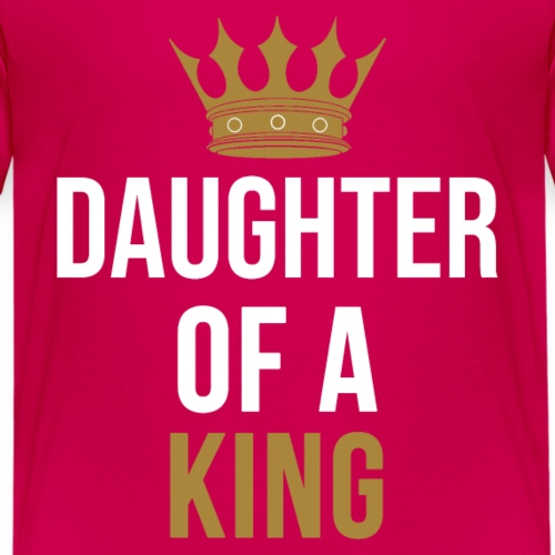 Daughter of a King Vater Tochter partnerlook