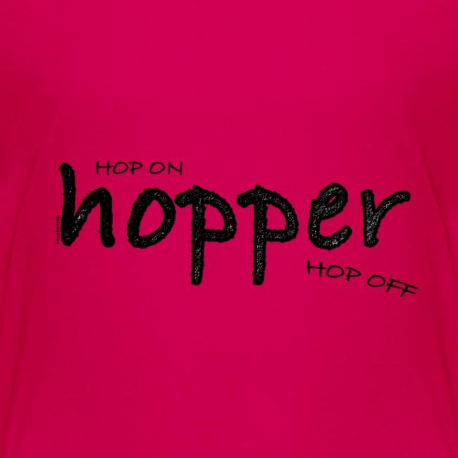 MuchoHop Hop On/Off (black)