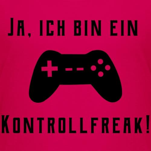 Gamer Controller Kontrollfreak - Kinder Premium T-Shirt