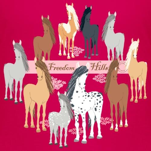 Freedom Hills - Kids' Premium T-Shirt