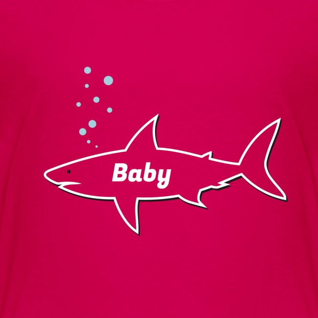 Baby shark - Fathers Day gift - Matching outfit