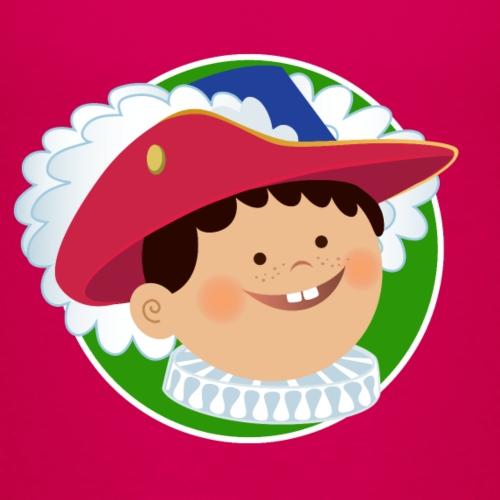 Carica de Garibaldino - Camiseta premium niño