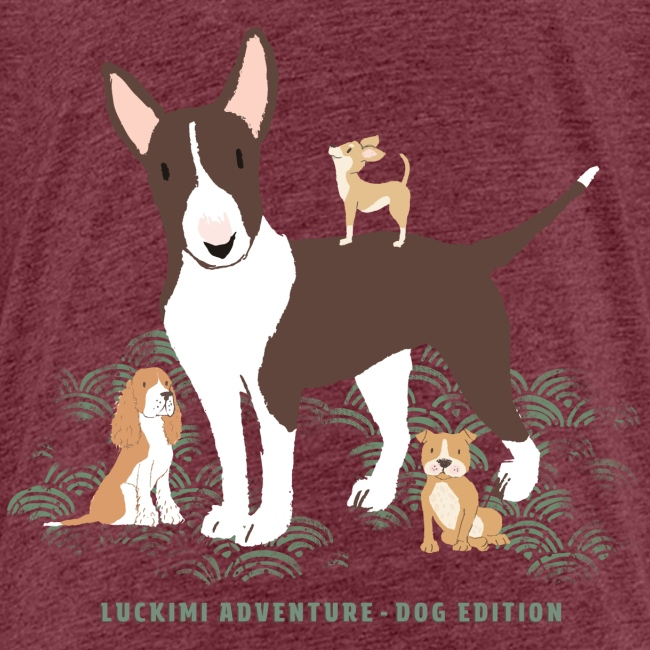 Dog edition Children