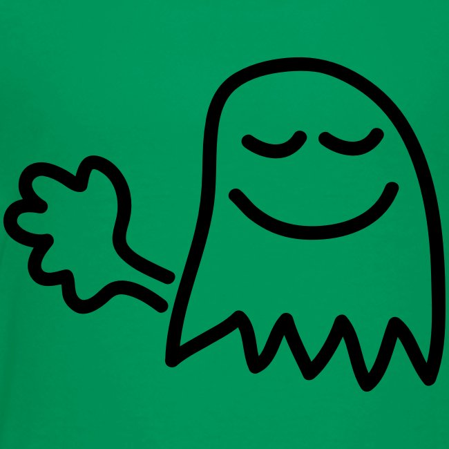 Farts are little ghosts...