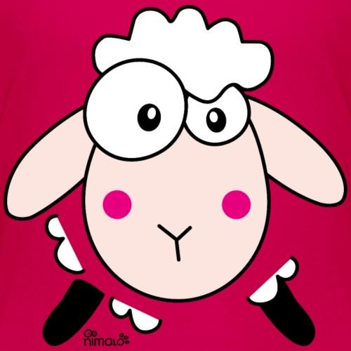 Mouton (tête) - T-shirt Premium Enfant