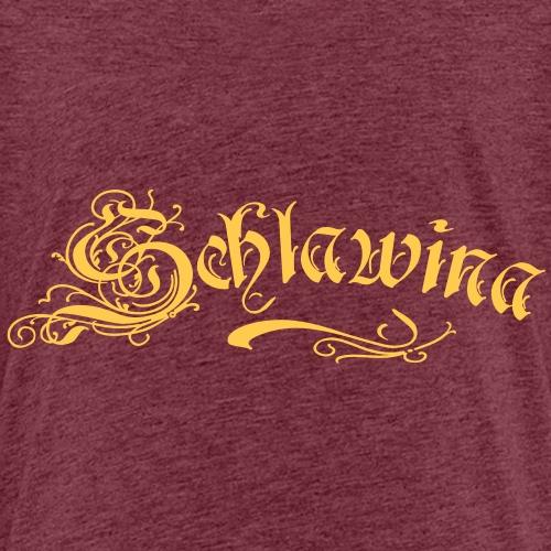 Schlawina - Kinder Premium T-Shirt
