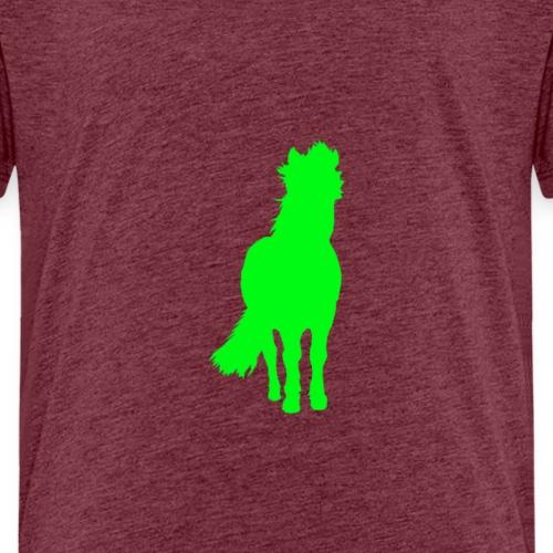 Lucky green - Kinder Premium T-Shirt