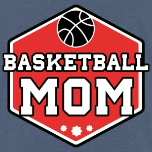 basketball Mom - Premium T-skjorte for barn