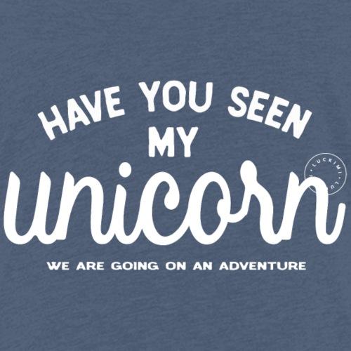 Unicorn - Premium-T-shirt barn