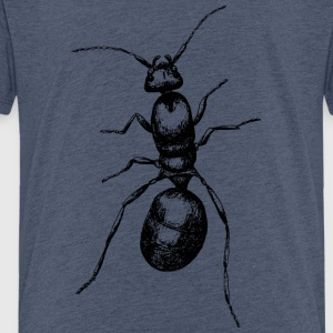 Transparent ant - Kids' Premium T-Shirt