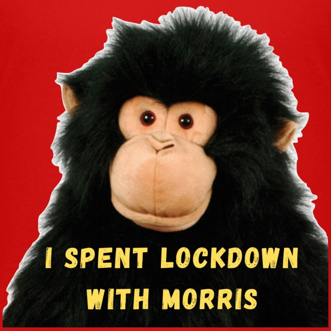 I Spent Lockdown With Morris TShirt