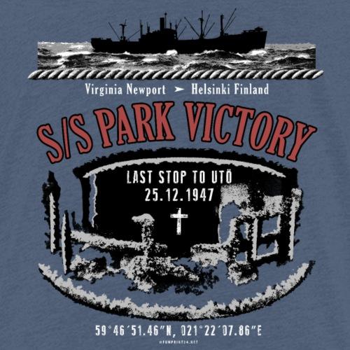 PARK VICTORY LAIVA - Tekstiilit ja lahjatuotteet - Lasten premium t-paita