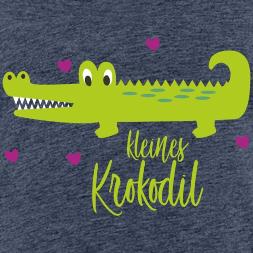 kleines krokodil - Kinder Premium T-Shirt