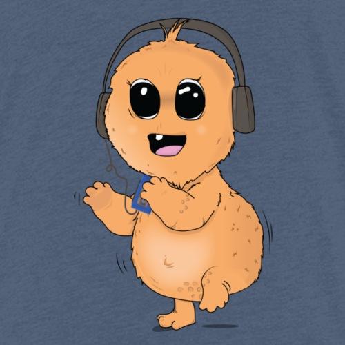 dancing monster - T-shirt Premium Enfant