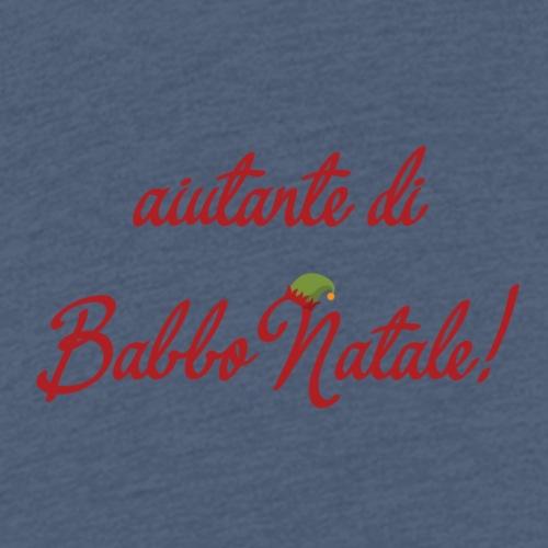 Aiutante di Babbo Natale! - Maglietta Premium per bambini