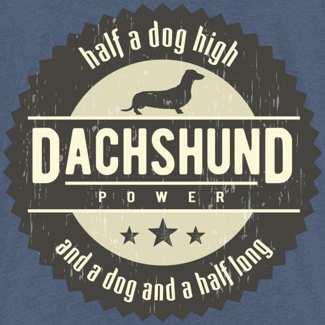 Dachshund Power