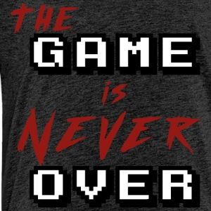 The game is never over - Kids' Premium T-Shirt