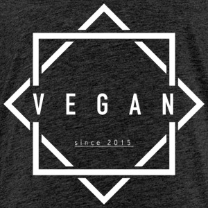 VEGAN since 2015 - Kids' Premium T-Shirt