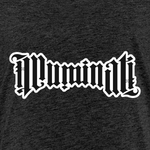 Illuminati - Premium T-skjorte for barn