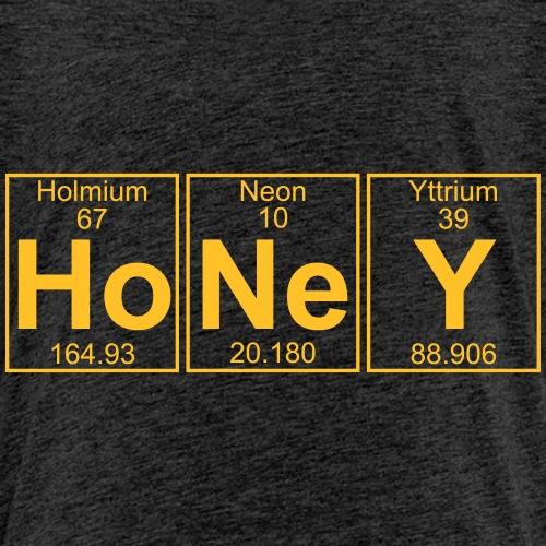 Ho-Ne-Y (honey) - Full - Kids' Premium T-Shirt