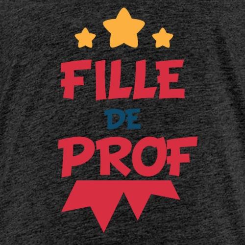 Fille de prof - T-shirt Premium Enfant