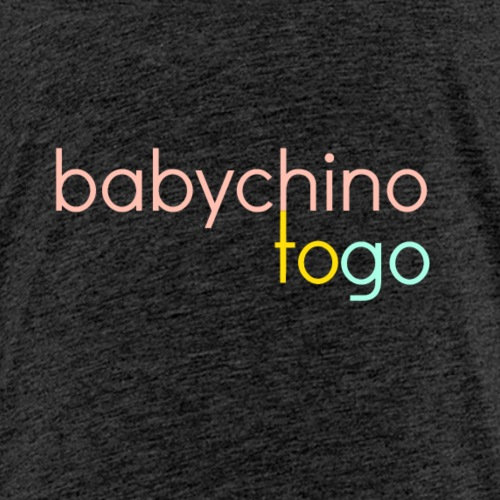 babychino2 - Kids' Premium T-Shirt