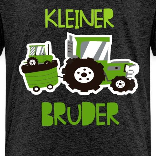 Kinder Kleiner Bruder Traktor Shirt - Kinder Premium T-Shirt