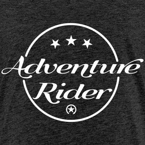 Adventure Rider - Koszulka dziecięca Premium