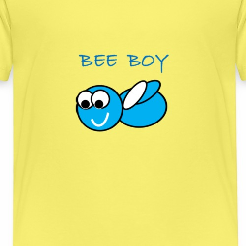 Bee Boy - Kinder Premium T-Shirt