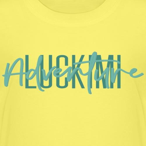 Luckimi Adventure - Barn - Premium-T-shirt barn